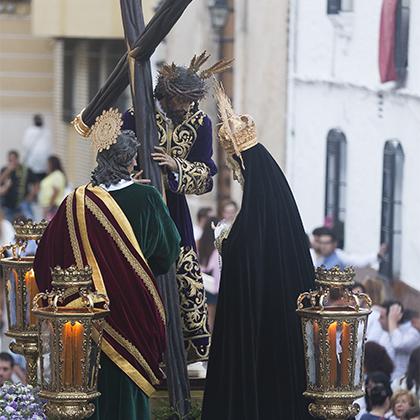 Sagrado Encuentro (Traslado desde la Capilla de las Filipenses a la Parroquia de Santo Domingo) 2017