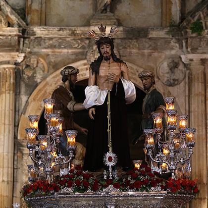 Ntro. Padre Jesús de la Crucifixión (Barrenillas) 2021
