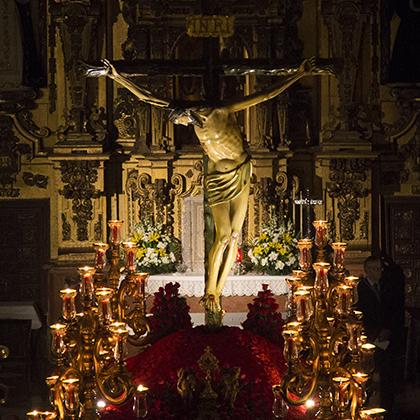 Stmo. Cristo de la Sangre (Viacrucis) 2015
