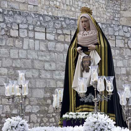 Santa Mujer Verónica 2018