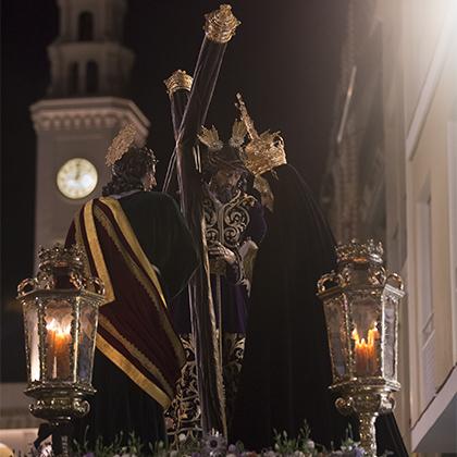 Sagrado Encuentro (Traslado desde la Parroquia de Santo Domingo a la Capilla de las Filipenses) 2017