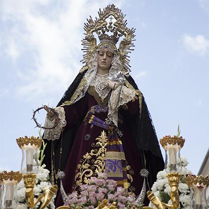 María Stma. de la Pasión (Salida Extraordinaria por el 25 Aniversario fundación de la cofradía) 2017