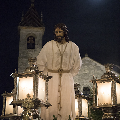Ntro. Padre Jesús de la Caridad (Vía Crucis) 2017