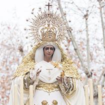 Solemne Traslado de María Stma. de la Paz