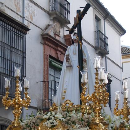 Alegoría de la Santa Fe (salida extraordinaria año de la fe) 2013