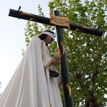 Alegoría de la Santa Fe (traslado a la parroquia de Santo Domingo)