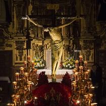 Stmo. Cristo de la Sangre (Viacrucis)