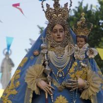 María Stma. de Araceli (traslado desde la parroquia Sagrada  Familia hasta la parroquia de S. Mateo)
