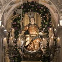 María Stma. de la Aurora (Traslado desde Santo Domingo de Guzmán a la Capilla de la Aurora)